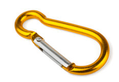 Carabiner Images stock