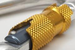 Carabiner Stock Image