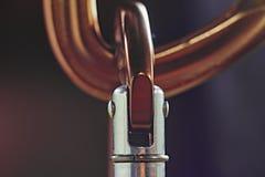 Carabiner Stock Photo