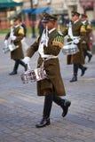 Carabineros de Chile Royalty Free Stock Photos