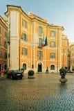 Carabinieri Art Squad em Roma de Itália Fotografia de Stock