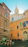 Carabinieri Art Squad em Roma em Itália Foto de Stock Royalty Free