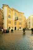 Carabinieri Art Squad a Roma Italia Fotografia Stock