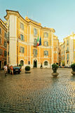 Carabinieri Art Squad in Rome Italy Stock Photo