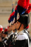 The Carabinieri Royalty Free Stock Photos