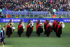 Carabinieri music Stock Photography