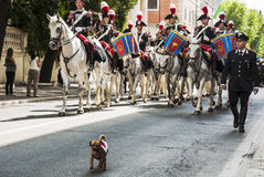 Carabinieri Royalty Free Stock Photos