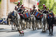Carabinieri Royalty Free Stock Images