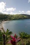 Caraïbische baai Stock Foto's