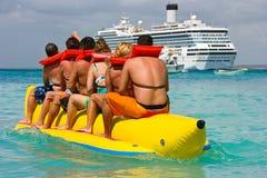 Caraïbische vakantie Stock Afbeeldingen