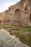 caracalla di Rome terme Zdjęcie Royalty Free