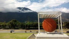 Caracas. Esfera de Soto. Caracas, Venezuela Royalty Free Stock Photo