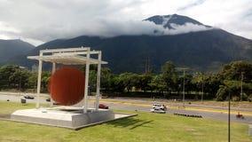 Caracas. Esfera de Soto. Caracas, Venezuela Royalty Free Stock Images