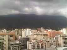 Caracas on High Stock Photography