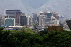 CARACAS, VENEZUELA Imagen de archivo libre de regalías