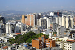 Caracas venezuela royalty free stock photography