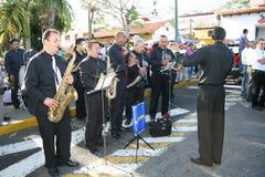 CARACAS VENEZUELA - April 10, 2009 - långfredag, påsk Celebtations Arkivbilder