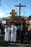 CARACAS, VENEZUELA - 10 de abril de 2009 - Sexta-feira Santa, Páscoa Celebtations Foto de Stock