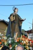 CARACAS, VENEZUELA - 10 de abril de 2009 - Sexta-feira Santa, Páscoa Celebtations Fotos de Stock Royalty Free