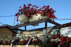 CARACAS, VENEZUELA - 10 de abril de 2009 - Viernes Santo, Pascua Celebtations fotos de archivo