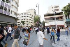 Caracas, venezuela royalty free stock images