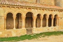 Caracena church Royalty Free Stock Photo