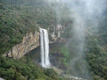 Caracol Falls - Cascata do Caracol Stock Photos