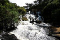 Caracol siklawa - Canela, Gramado i Brazylia - Obrazy Royalty Free