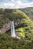 Caracoldalingen - Canela/RS - Brazilië Royalty-vrije Stock Foto's