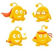 Caractère-assistant de mascotte Image libre de droits