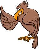 Caractère d'animal d'Eagle Photos libres de droits