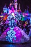 Caractères de fée de Disneyland Photo stock