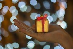 Caractères et décorations colorés de Noël Utilisation comme wallpape Photographie stock libre de droits