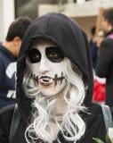 Caractères masqués photo libre de droits