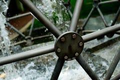 Característica al aire libre del agua Imagen de archivo