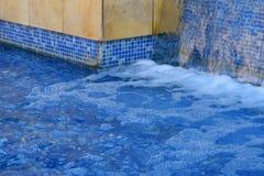 Característica da queda da água Imagem de Stock Royalty Free