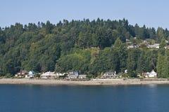 Característica de la isla Fotos de archivo