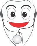 Caracter зуба стоковые фото