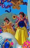 Caracteres de la hada de Disneylandya Foto de archivo libre de regalías