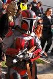 Caracteres de la película Star Wars Fotos de archivo libres de regalías