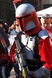 Caracteres de la película Star Wars Imagen de archivo libre de regalías