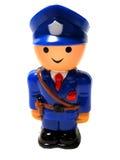 Caracteres del juguete Imágenes de archivo libres de regalías