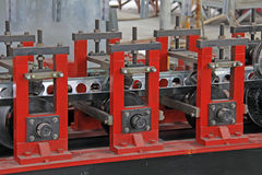 Característica del equipo de producción manufacturera Foto de archivo