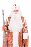 Caractère russe Ded Moroz de Noël Images stock