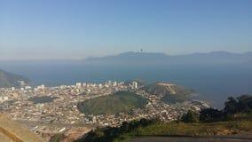 Caraguatatuba巴西 免版税图库摄影