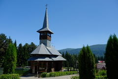 caraiman μοναστήρι Στοκ φωτογραφίες με δικαίωμα ελεύθερης χρήσης