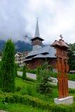 Caraiman Kloster Stockfoto