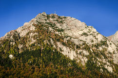Caraiman Mountain, Carpathians, Romania Royalty Free Stock Photography