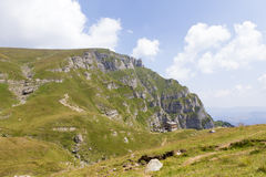 Caraiman mountain Royalty Free Stock Photos