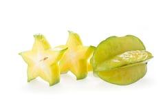 Carambola, φρούτα αστεριών Στοκ Εικόνα